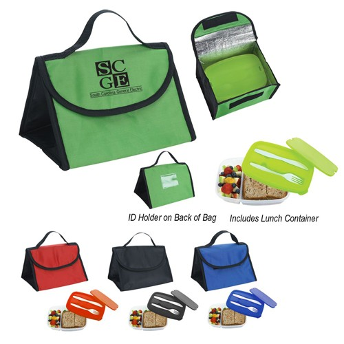 Case Study:  Container and Lunch Bag Combo